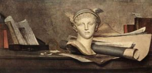 Jean-Baptiste-Siméon Chardin- Short notes | Know everything in seconds-artandcrafter.com Rococo