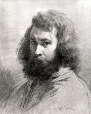Jean-François Millet- Biography | short notes | Top artworks – artandcrafter.com Realism
