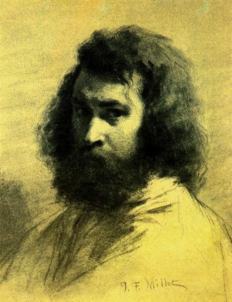 Jean-François Millet- Short notes | Know everything in seconds-artandcrafter.com Realism