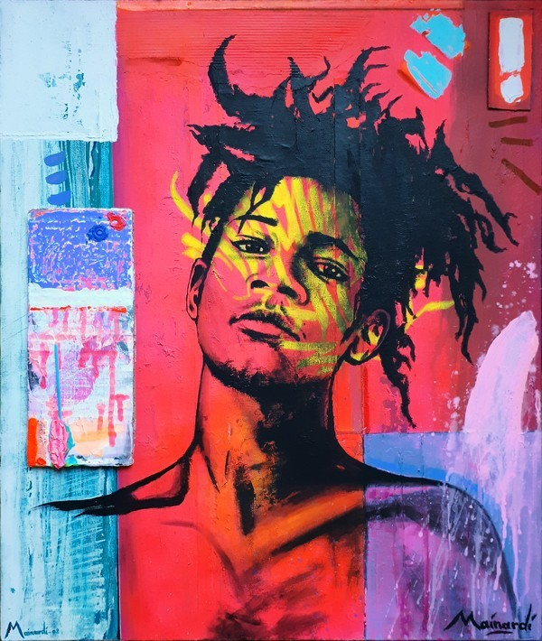 Jean-Michel Basquiat- Short notes | Know everything in seconds-artandcrafter.com Contemporary art