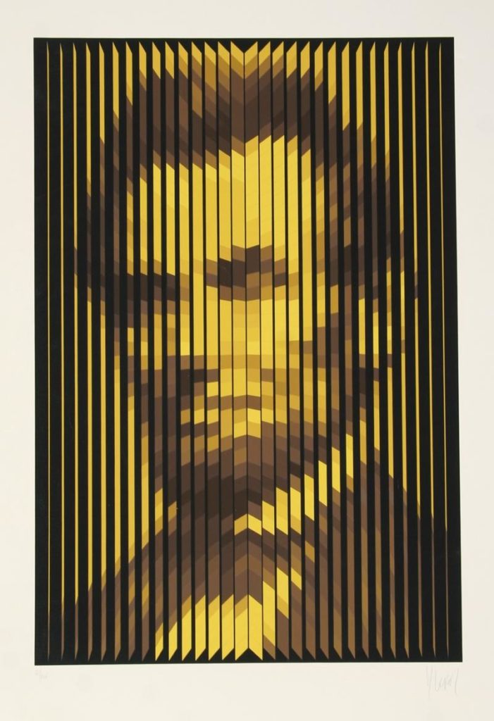Jean-Pierre Yvaral- Life, paintings, contribution, death- Easy explanation | artandcrafter.com Op art