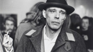 Joseph Beuys- Life, paintings, contribution, death- Easy explanation | artandcrafter.com Conceptual art