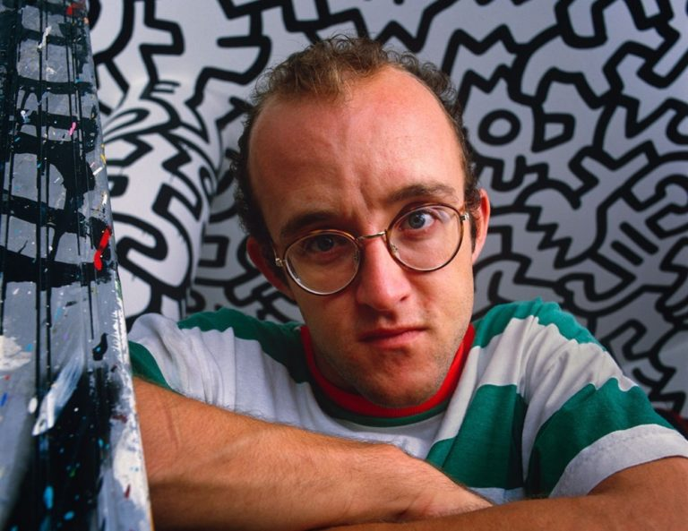 Keith Haring- Life, paintings, contribution, death- Easy explanation   artandcrafter.com Contemporary art