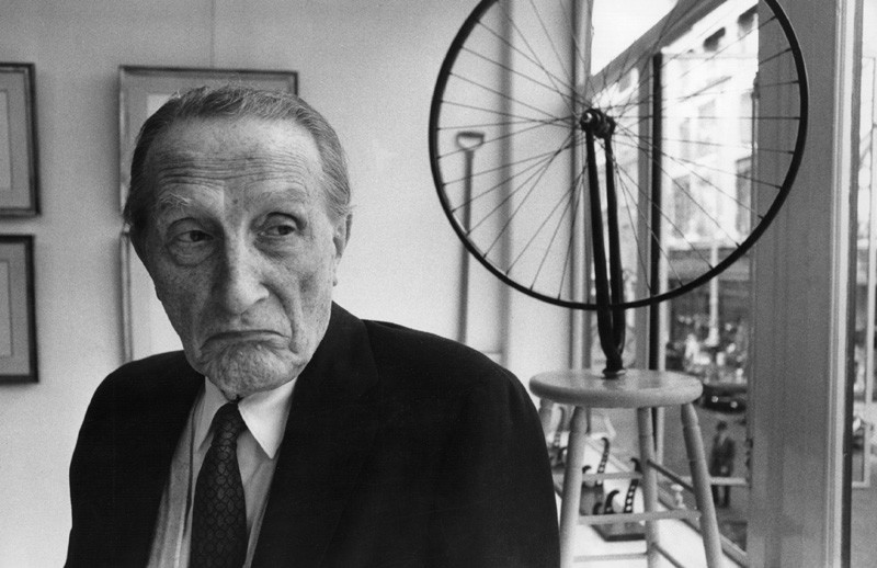 Marcel Duchamp- Short notes | Know everything in seconds-artandcrafter.com Conceptual art