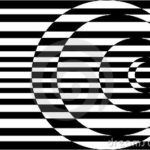 Op art- Easy explanation | know everything in seconds-artandcrafter.com