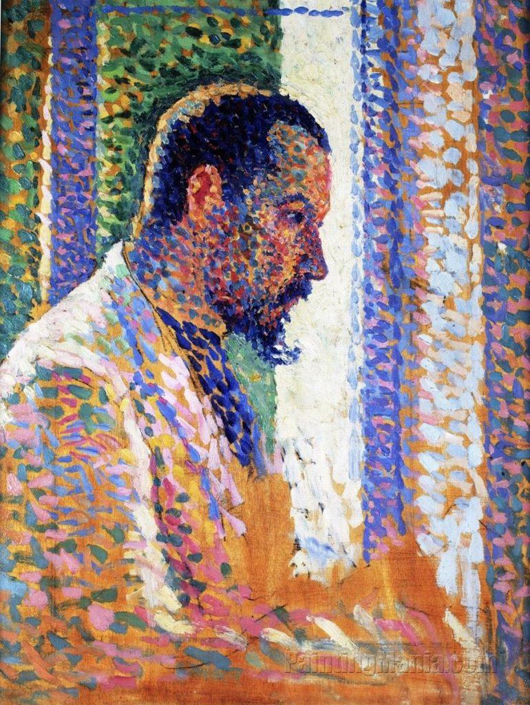 Paul Signac- Life, paintings, contribution, death- Easy explanation | artandcrafter.com Pointillism
