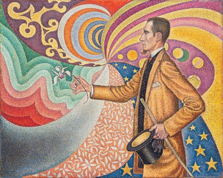 Paul Signac- Short notes | Know everything in seconds-artandcrafter.com Pointillism