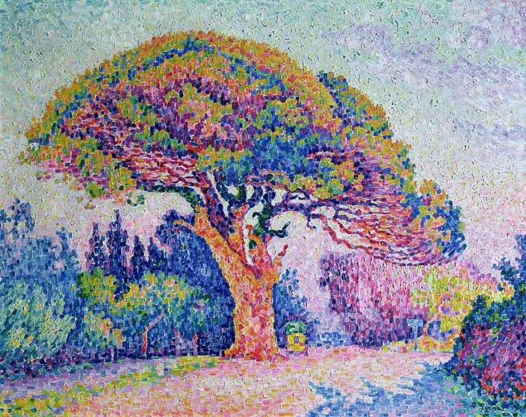 Pointillism- Easy explanation | know everything in seconds-artandcrafter.com