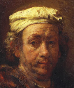 Rembrandt- Short notes   Know everything in seconds-artandcrafter.com Baroque