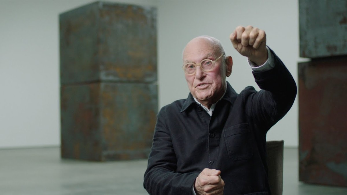 Richard Serra- Biography | short notes | Top artworks – artandcrafter.com Minimalism