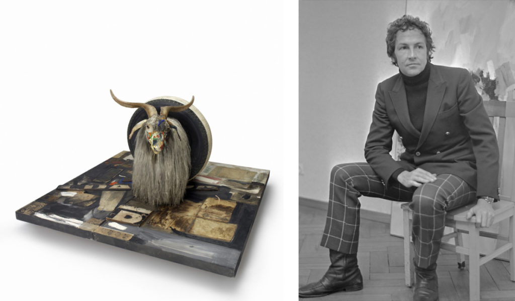 Robert Rauschenberg- Life, paintings, contribution, death- Easy explanation | artandcrafter.com Abstract expressionism