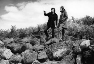 Robert Smithson- Life, paintings, contribution, death- Easy explanation | artandcrafter.com Land art