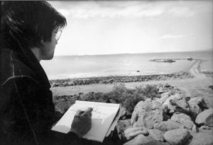 Robert Smithson- Short notes | Know everything in seconds-artandcrafter.com Land art