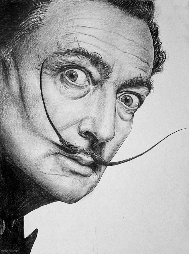Salvador Dali- Biography | short notes | Top artworks – artandcrafter.com Surrealism