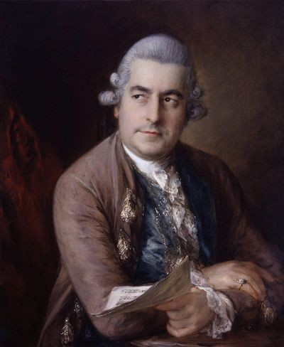 Thomas Gainsborough- Facts, Overview, complete life- At glance | artandcrafter.com Rococo