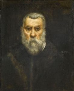 Tintoretto- Biography | short notes | Top artworks – artandcrafter.com Mannerism