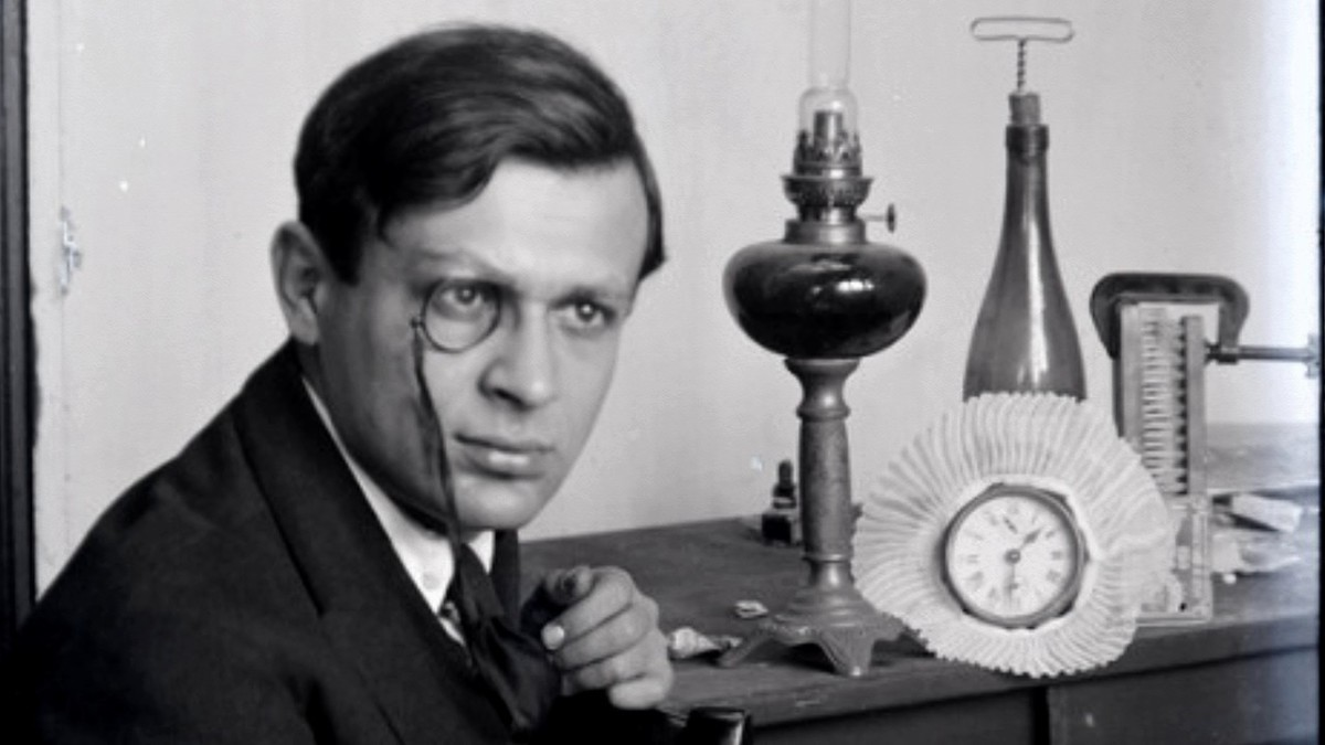 Tristan Tzara- Life, paintings, contribution, death- Easy explanation | artandcrafter.com Dada