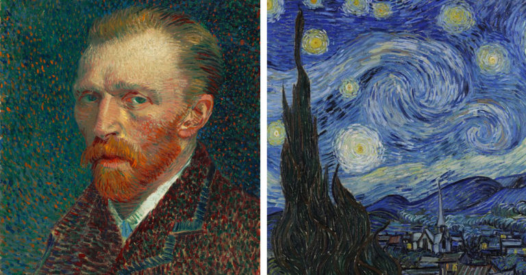 Vincent van Gogh- Life, paintings, contribution, death- Easy explanation | artandcrafter.com Post impressionism
