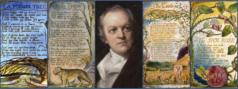 William Blake- Facts, Overview, complete life- At glance | artandcrafter.com Romanticism