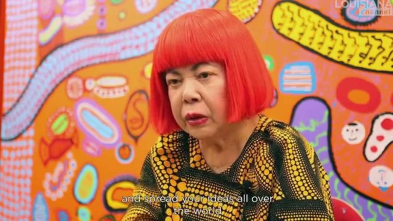 Yayoi Kusama- Short notes | Know everything in seconds-artandcrafter.com Contemporary art