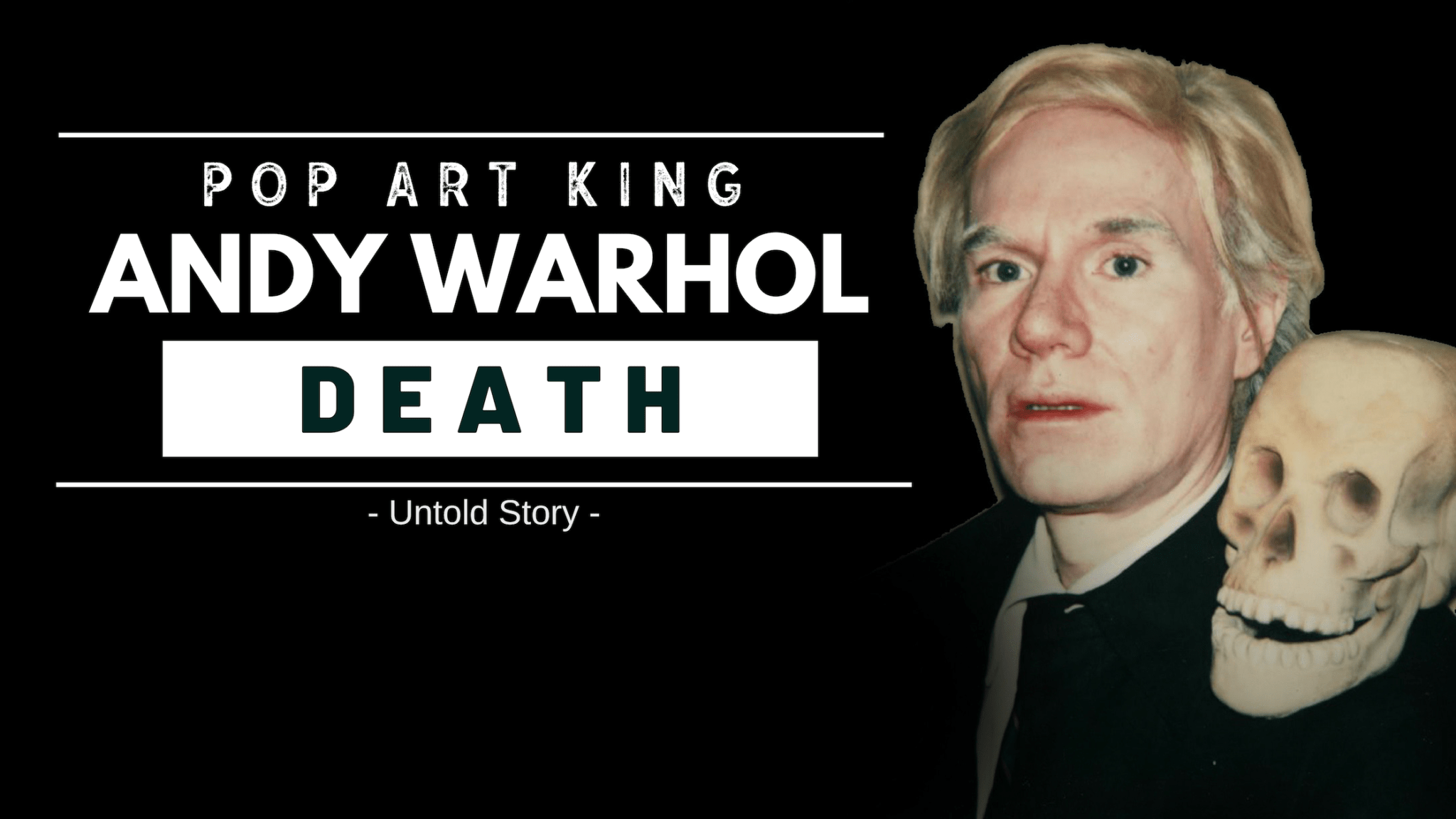 Andy Warhol Death-Attempted Murder (1968) | Valerie Solanas