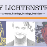 Roy Lichtenstein art-Top 25 designs, paintings, photos, prints, and sculptures
