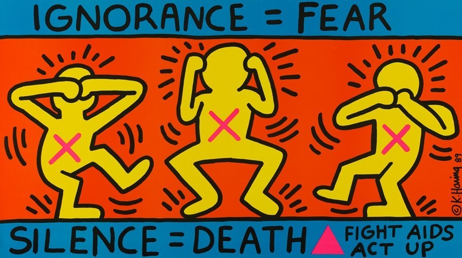 Keith Haring Biography: Life, paintings, contribution, death- Easy explanation