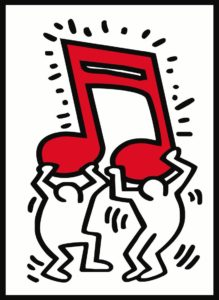 Keith Haring Crack is Wack: Funny story of 'Crack is Wack'| High-resolution Paintings|For sale