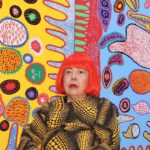 Yayoi Kusama Infinity mirrors: High-resolution paintings with explanation.