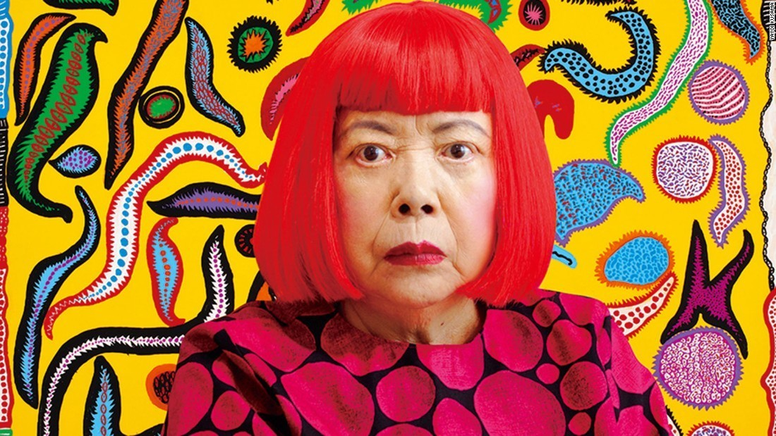Yayoi Kusama- Life, paintings, contribution, death- Easy explanation