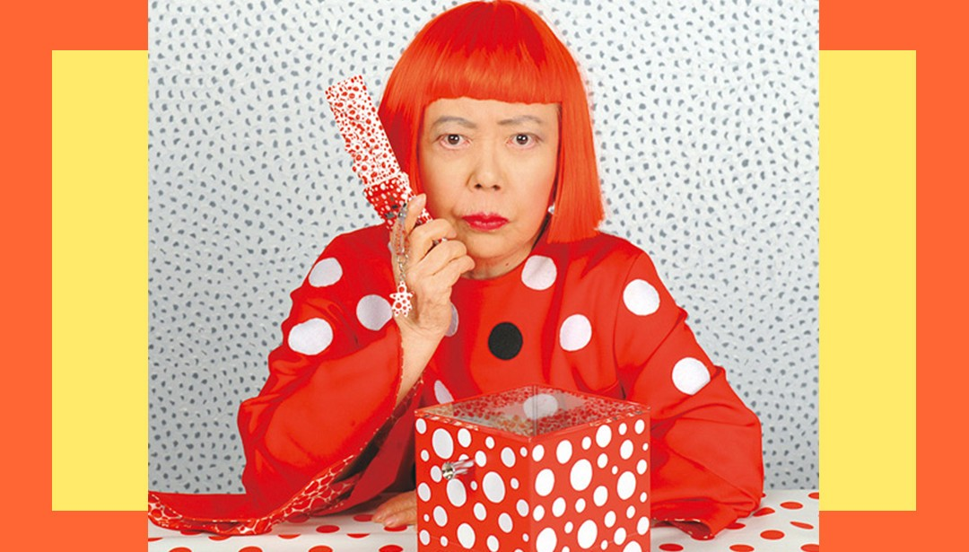 Yayoi Kusama NYC (New York City)- Seattle Art Museum.