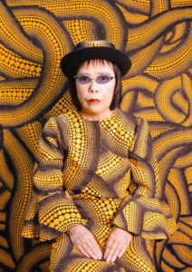Yayoi Kusama Biography: 9 facts, 3 interesting stories and Biography with funny images