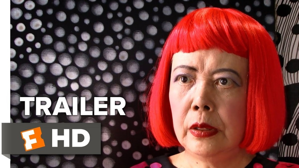 Yayoi Kusama Documentary and Movies: List with download links.