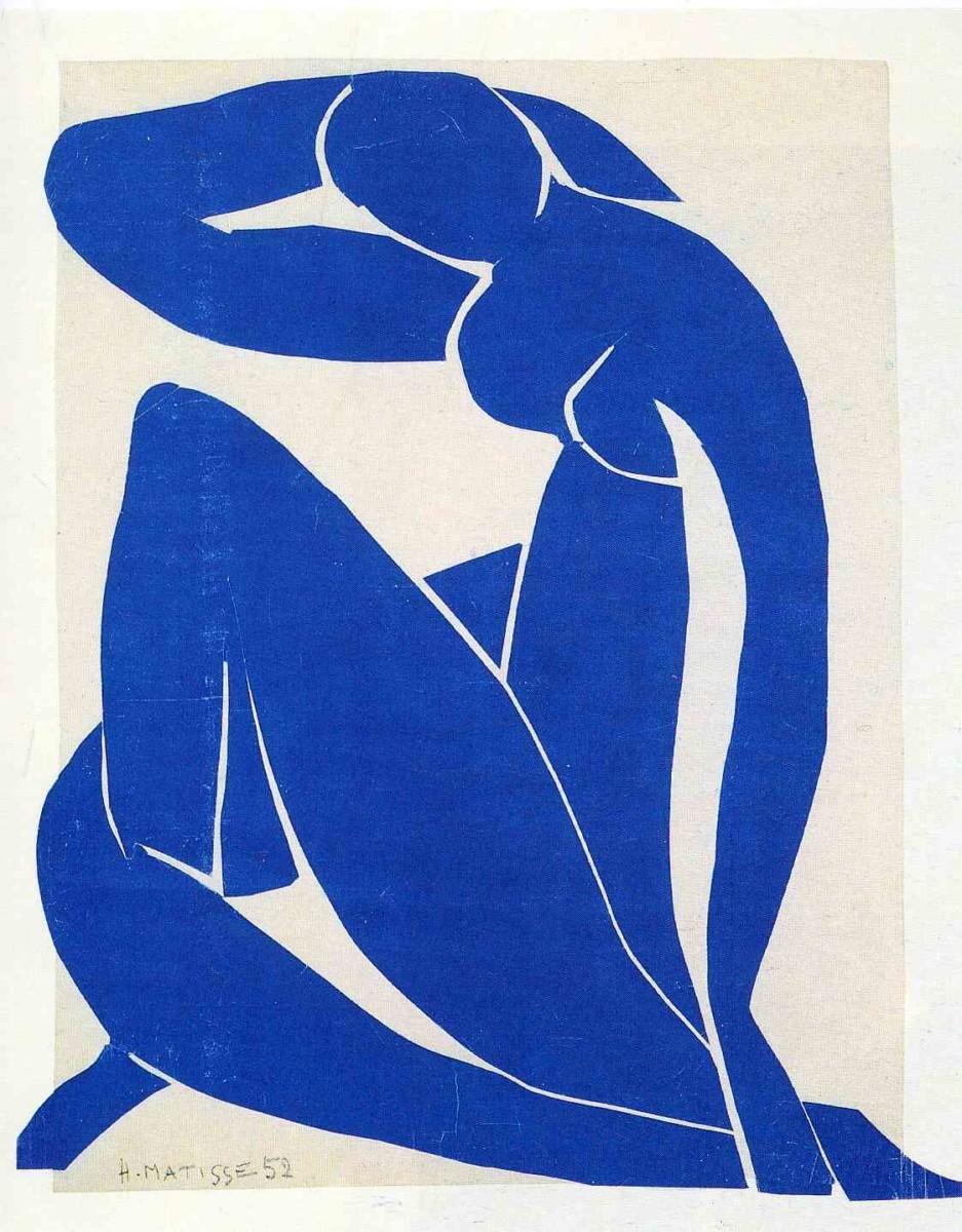 Blue Nudes