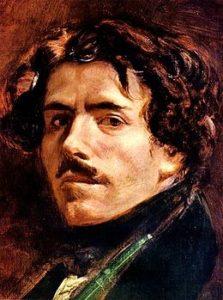 Eugène Delacroix- Facts, Overview, complete life- At glance   artandcrafter.com Romanticism