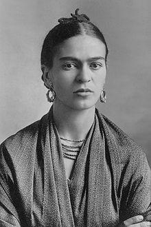 Frida Kahlo- Biography | short notes | Top artworks – artandcrafter.com Surrealism