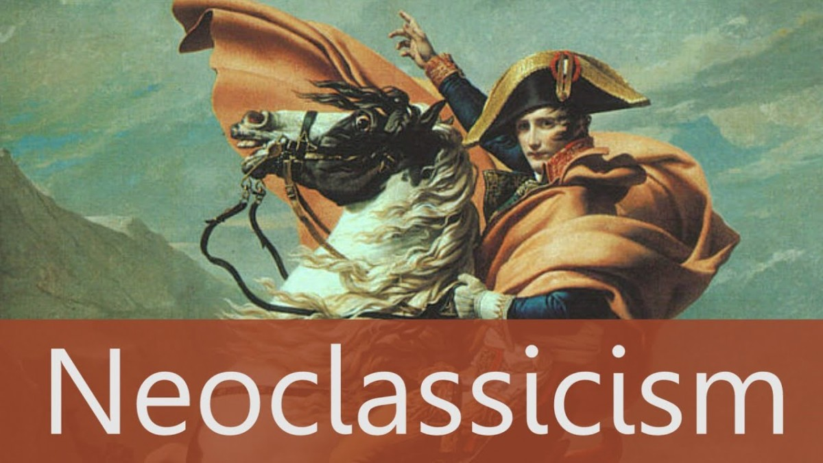 Neoclassicism- Summary, Top Artworks & Artists everything with Easy explanation.