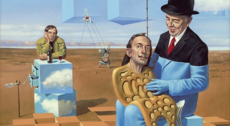 Surrealism- Summary, Top Artworks & Artists everything with Easy explanation.