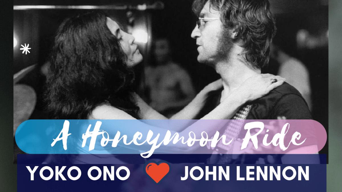 Yoko Ono and John Lennon | Love story & Fact | in short