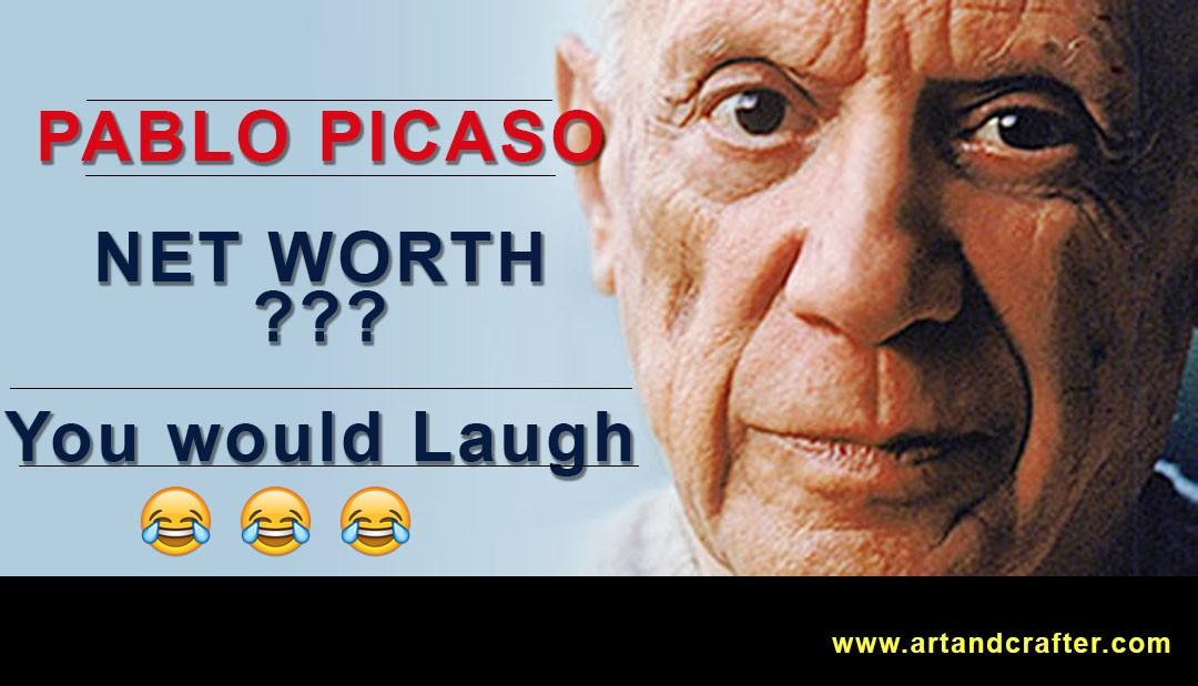 Pablo Picasso net worth | World Record Forum