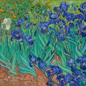 Irises (painting)