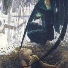 The Death of the Gravedigger